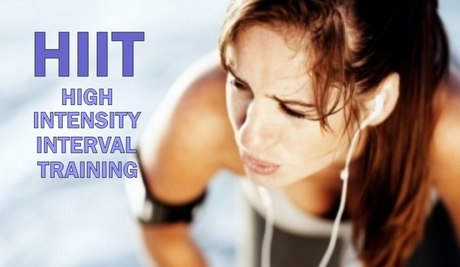 HIIT- High intensity interval training